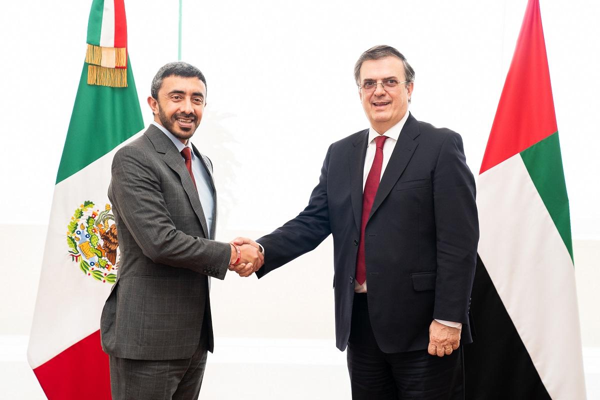 الإمارات والمكسيك تبحثان سبل تعزيز العلاقات الثنائية