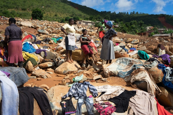 الأمم المتحدة تناشد الحصول على 282 مليون دولار لمساعدة موزمبيق في التعافي من إعصار إيداي