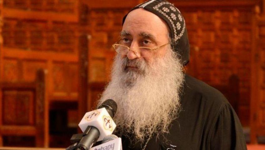 الكنيسة المصرية تعلن موافقتها وتأييدها لمشروع التعديلات الدستورية