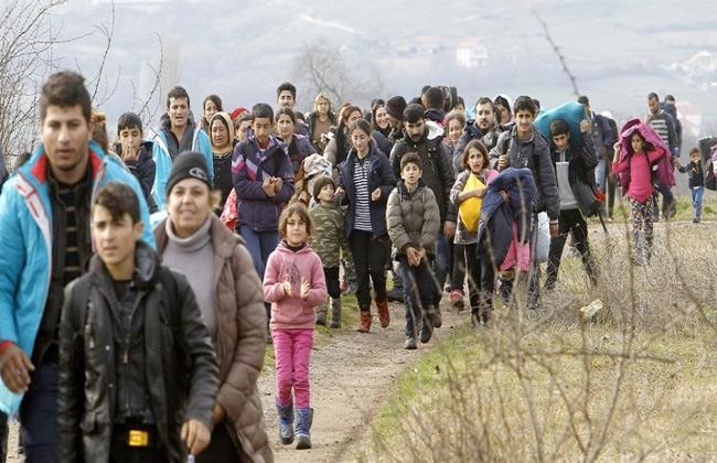 موسكو: عودة 737 لاجئا إلى سوريا خلال الـ24 ساعة الماضية
