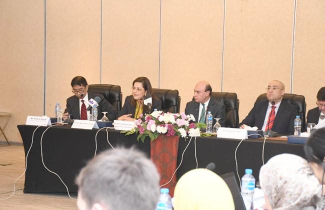 «السعيد» تشارك بافتتاح المؤتمر الإقليمي للنمو المستدام بالشرق الأوسط وشمال أفريقيا