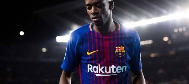 ديمبلي يغيب عن برشلونة حوالي أربعة أسابيع بسبب تجدد الإصابة