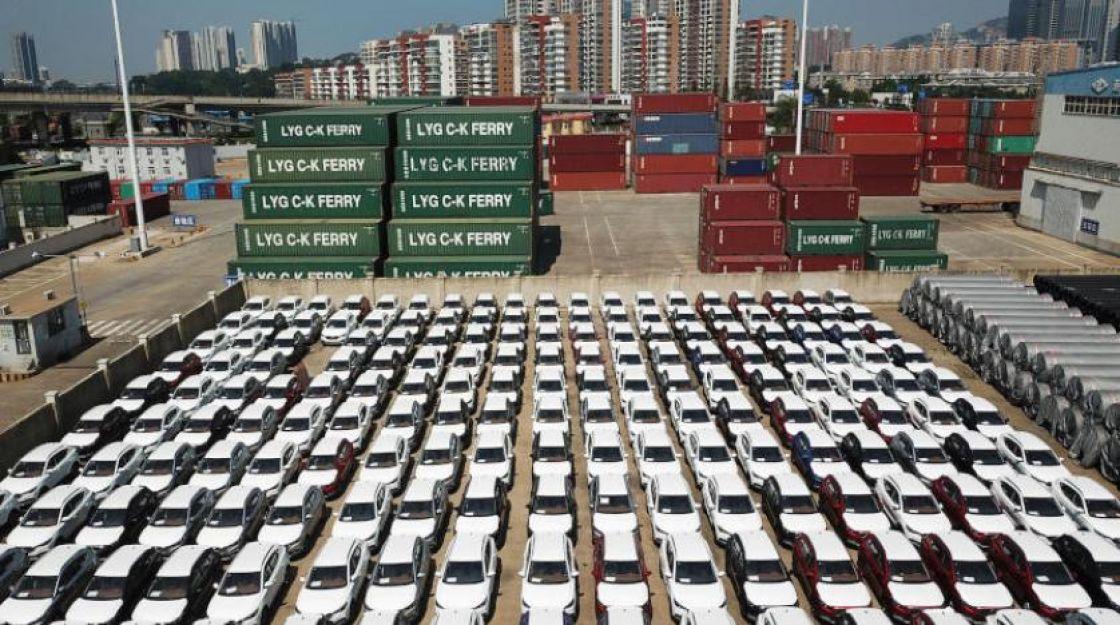 """الجمارك الصينية تحتجز سيارات """"مرسيدس"""" لاحتوائها على مكونات دون المعايير"""