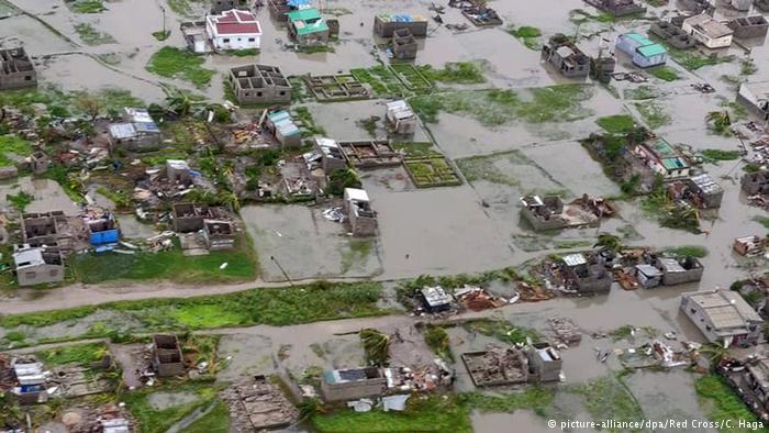 مصرع 98 شخصا وفقدان 217 جراء الإعصار «إيداى» فى زيمبابوى
