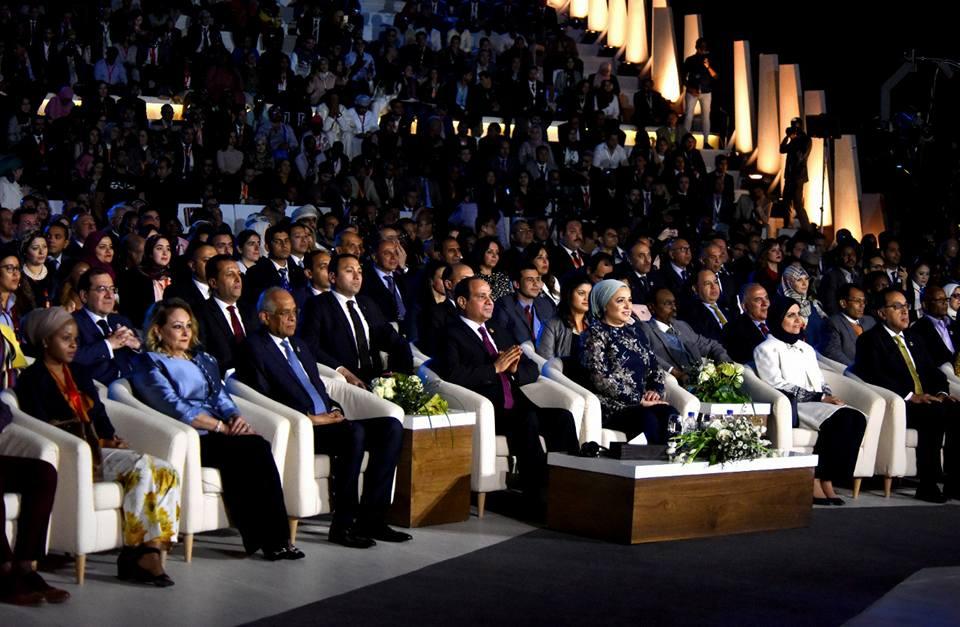 مشاركون في ملتقى شباب أسوان : توصيات الملتقى تعزز التكامل العربي الأفريقي