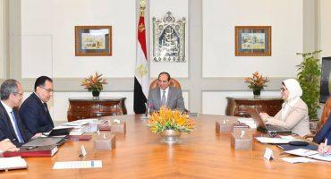 نشاط الرئيس السيسي والشأن المحلي يتصدران اهتمامات الصحف المصرية