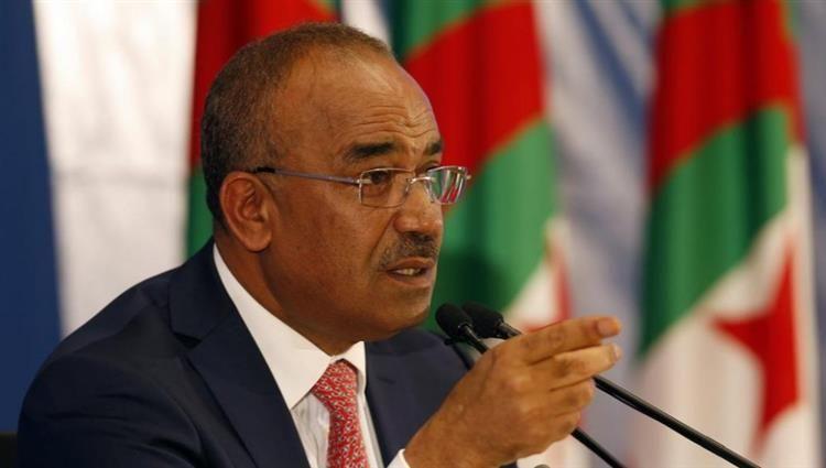 رئيس الوزراء الجزائري : باب الحوار مفتوح أمام كل الأطياف دون إقصاء