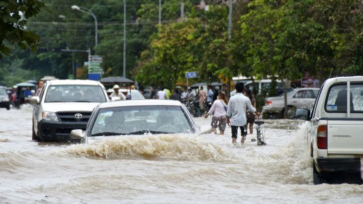 ارتفاع حصيلة ضحايا فيضانات أفغانستان لـ 45 قتيلا وأكثر من 80 مصابا