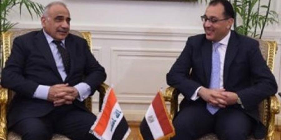 رئيسا وزراء مصر والعراق يشهدان الملتقى الاقتصادى والتجارى