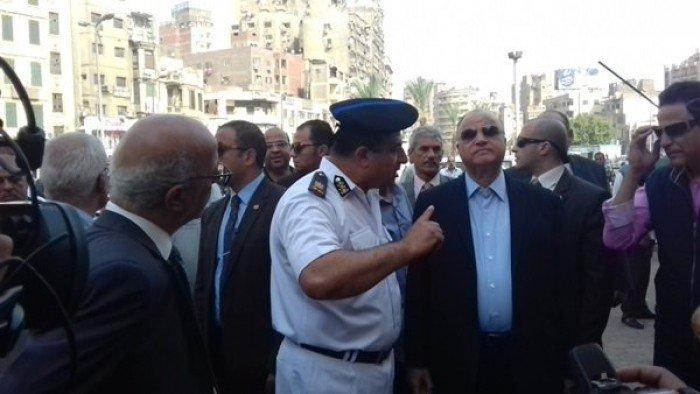 محافظ القاهرة: إحالة رئيس حي حدائق القبة ورئيس فرع النظافة للتحقيق