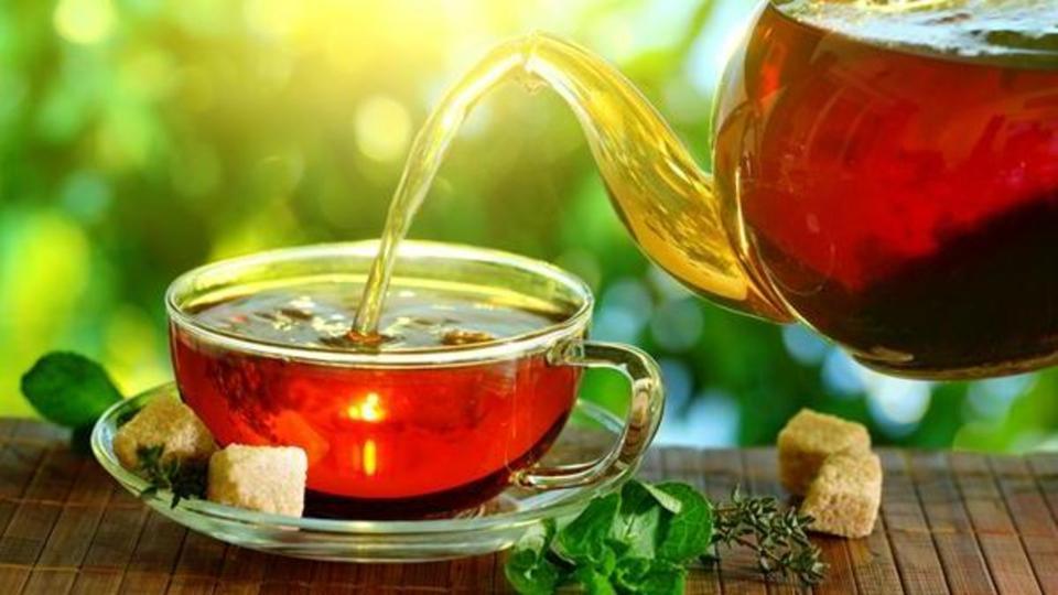 الشاي يعزز وظائف العقل