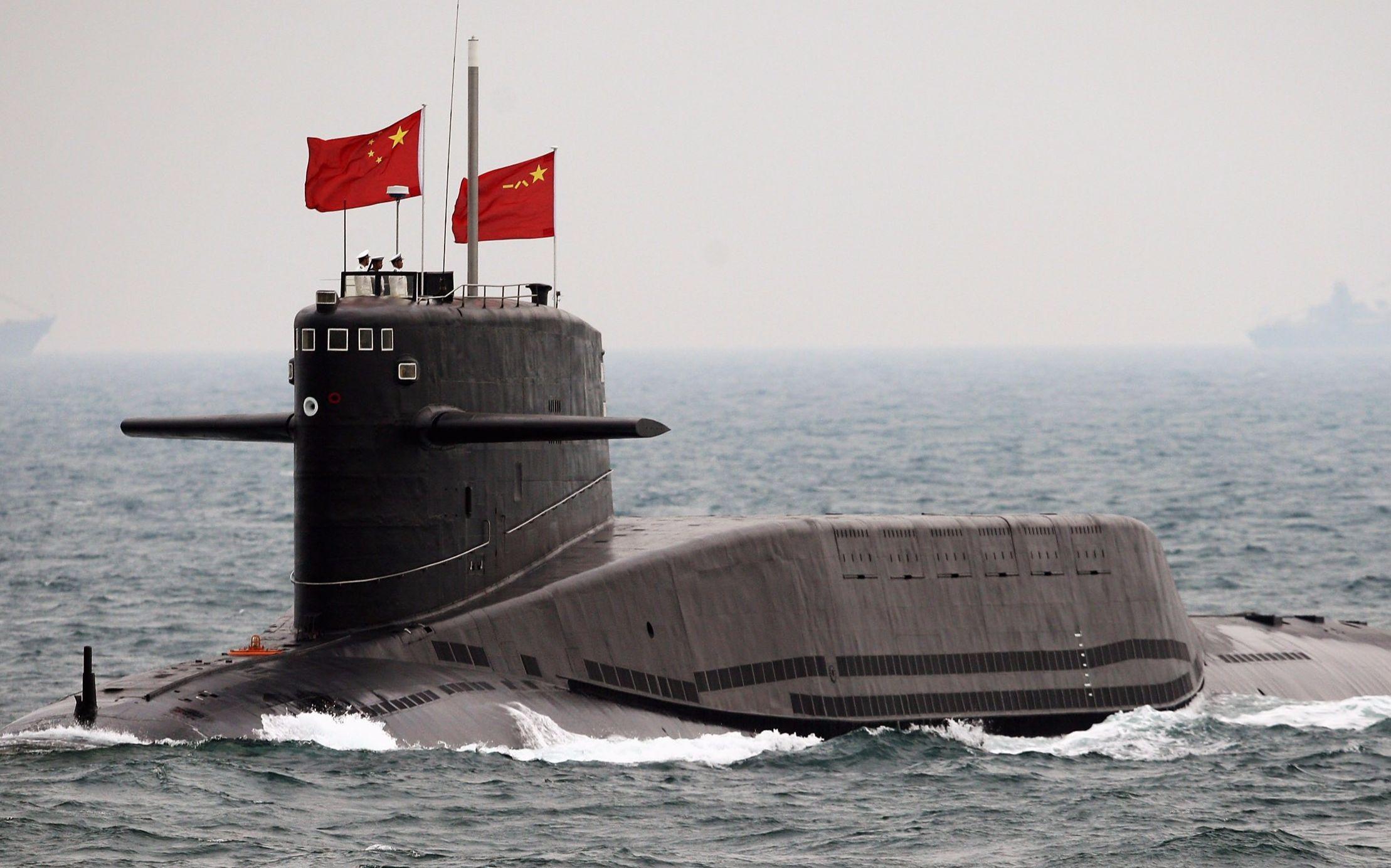 غواصة صينية مأهولة تكمل أول رحلة استكشافية في المحيط الهندي