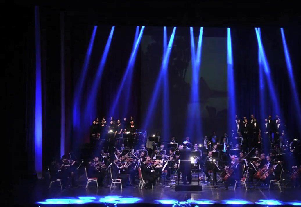 أوركسترا وتريات أوبرا الإسكندرية تشارك في حفل فنى بمسرح سيد درويش