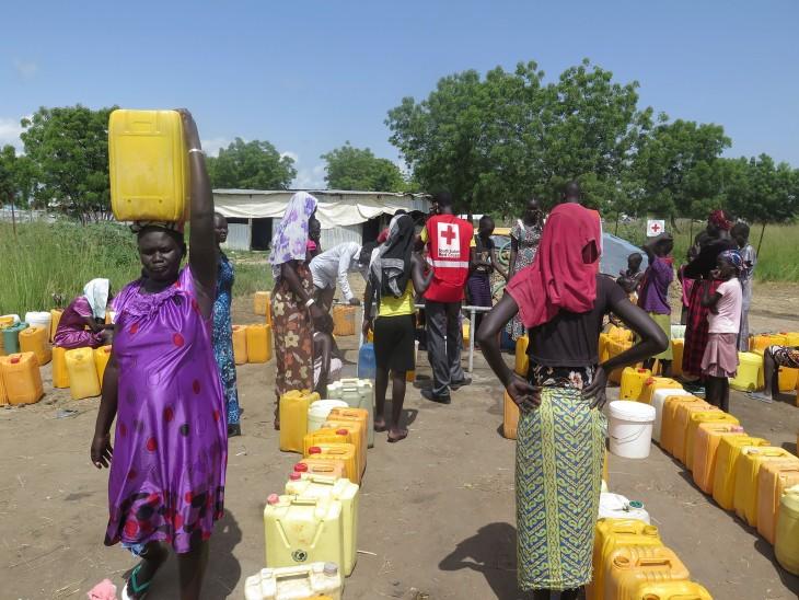 الاتحاد الأوروبي: 35 مليون يورو لدعم مشروعات مياه الشرب بالسودان