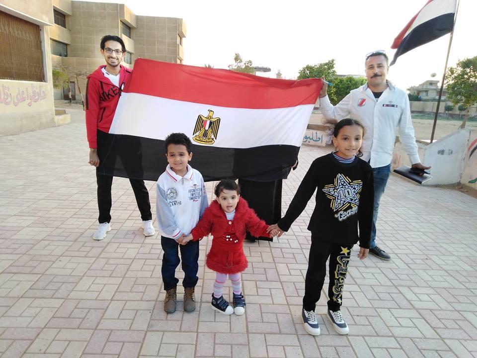 دعوه للسيد الرئيس من شباب سيناء| بقلم أحمد فؤاد حسن برهوم