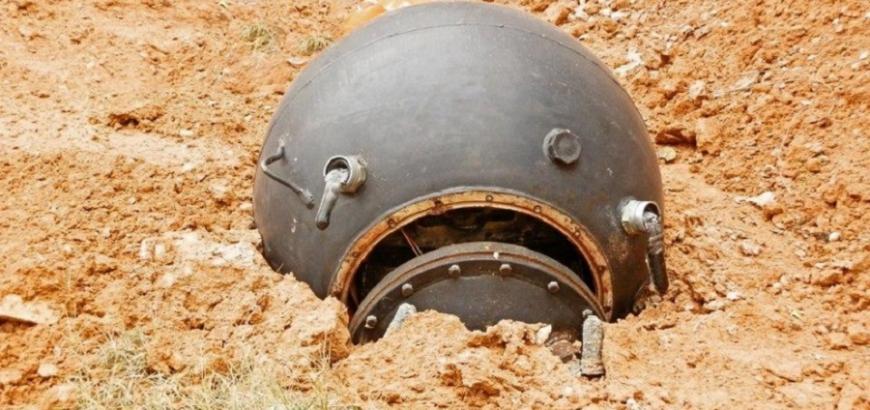 الجيش اللبناني يطلق حملة للتوعية من مخاطر الألغام والقنابل العنقودية