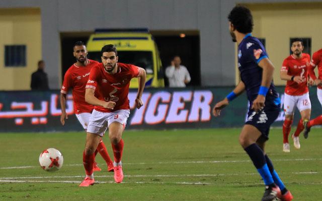 الأهلي يخسر أمام بيراميدز بهدف نظيف في الدوري المصري