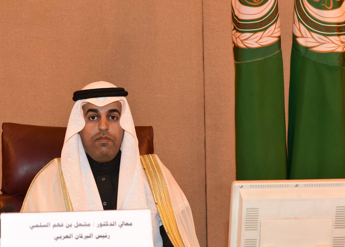 البرلمان العربى يطالب بإطلاق سراح الأسرى الفلسطينيين بسبب كورونا