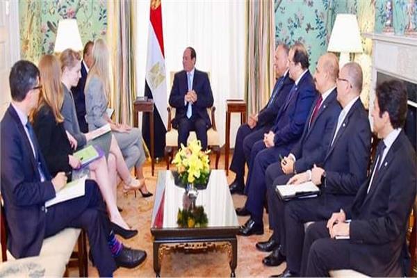 إيفانكا ترامب: سأزور مصر قريباً للترويج للمبادرة العالمية للتمكين الاقتصادي للمرأة