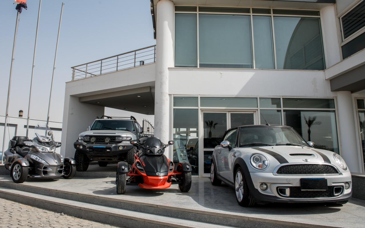 صور| مجموعة مكسيم للاستثمار تستعد لاطلاق مكسيم للسيارات بمفهوم جديد