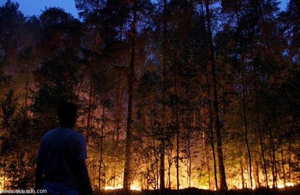 إسبانيا تتمكن من احتواء حريق كبير للغابات في إقليم كتالونيا