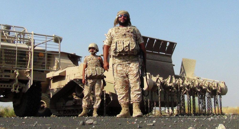 """تحالف دعم الشرعية باليمن يعترض طائرة """"درون"""" حوثية بحضرموت"""