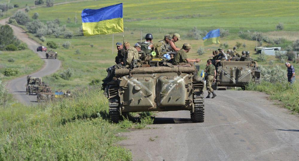سلطات لوهانسك تتهم القوات الأوكرانية بقصف أراضيها