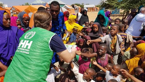 أكثر من 45 مليون دولار معونات إنسانية للصومال لمساعدة المحتاجين