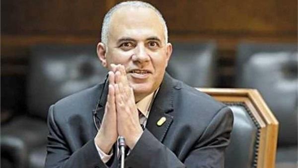 وزير الري: تنفيذ مشروعات للحفاظ على كفاءة السد العالي وخزان أسوان
