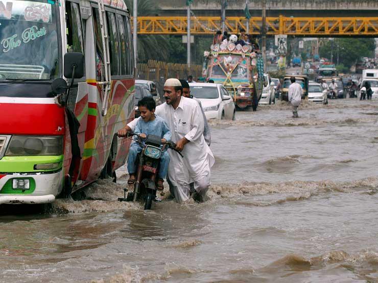 باكستان : ارتفاع عدد ضحايا الفيضانات إلى 238 حالة وفاة وإصابة