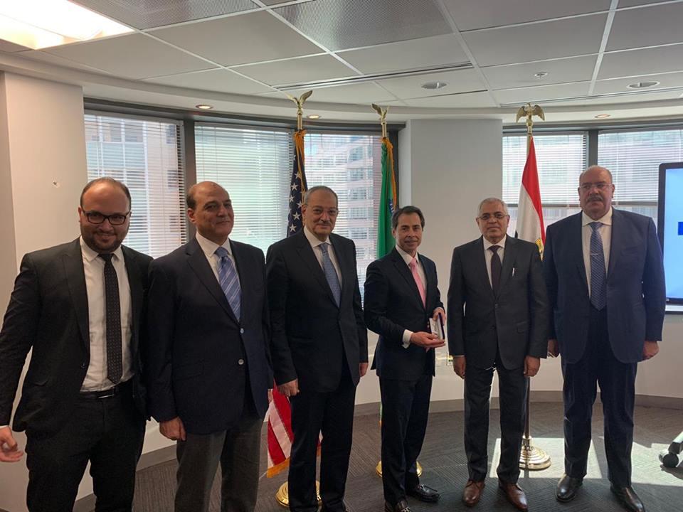 اتفاق مصري أمريكي على زيادة التعاون لمكافحة غسل الأموال وتمويل الإرهاب