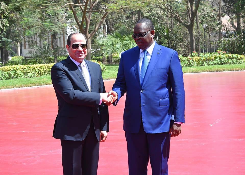 زيارة الرئيس السيسي للسنغال تتصدر عناوين الصحف المصرية