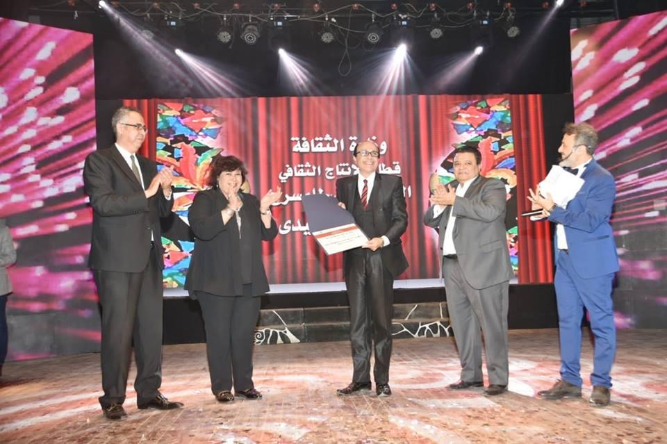عبد الدايم: عروض المسرح العائم تهدف لتطوير الوعي وخدمات عديدة لذوي القدرات الخاصة