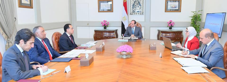 نشاط الرئيس السيسي والتعديلات الدستورية يتصدران اهتمامات الصحف المصرية