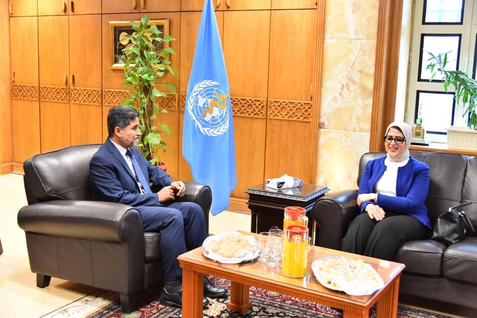 وزيرة الصحة : مصر مستعدة لنقل خبراتها في 100 مليون صحة لدول شرق المتوسط وأفريقيا
