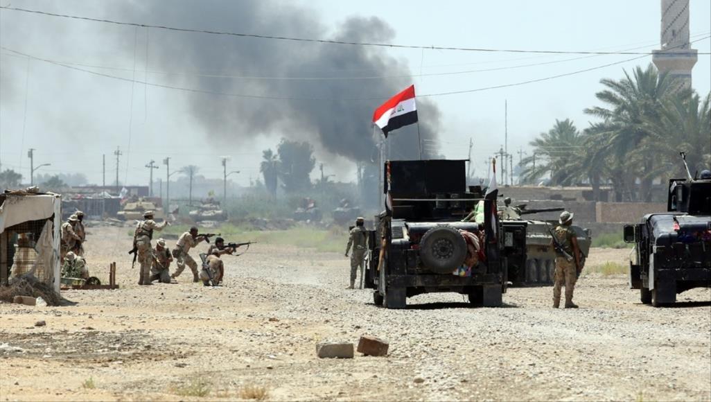 الاستخبارات العراقية تلقى القبض على 5 إرهابيين فى كركوك