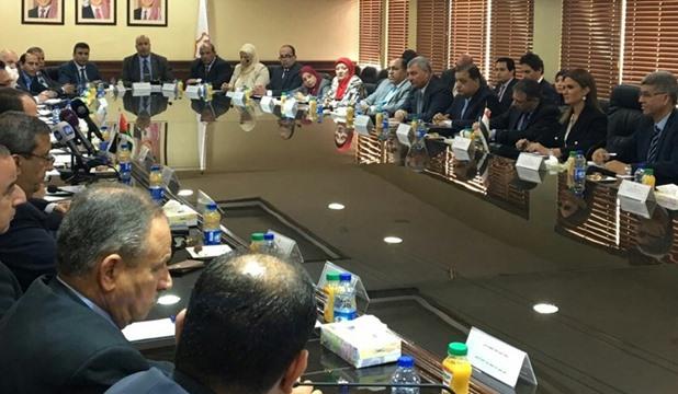 اللجنة الوزارية المصرية الأردنية تتفق على تعزيز التعاون الاقتصادي والاستثماري
