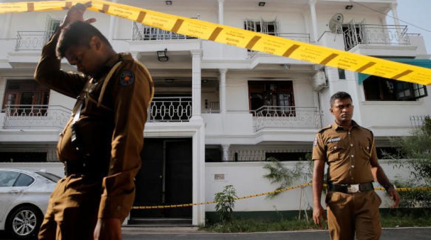 سريلانكا : مقتل زعيم جماعة مسلحة متهمة بالتورط في هجمات الفصح خلال تفجير فندق