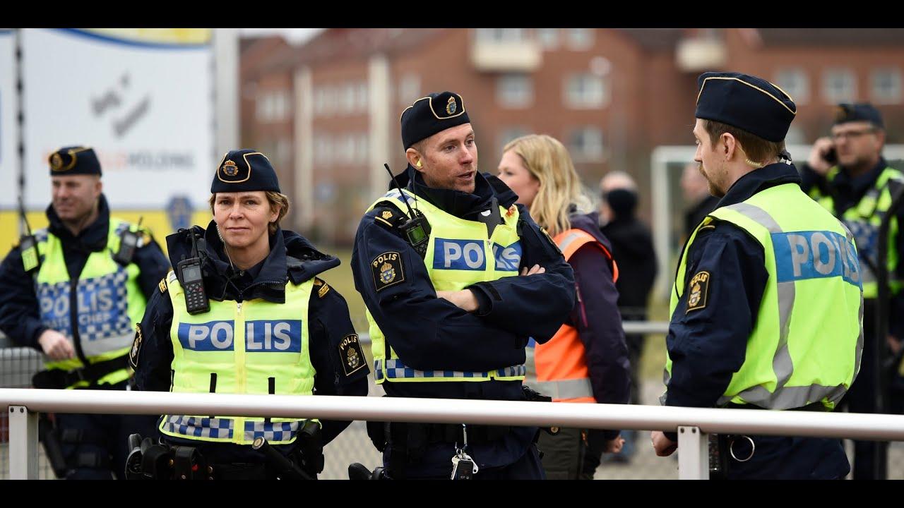 ادعاء السويد يوجه تهم لثلاثة من أفراد الشرطة بقتل شخص بسبب اشتباه خاطئ
