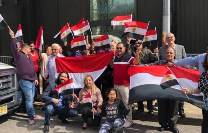 انتهاء تصويت المصريين بنيوزيلندا في الاستفتاء على التعديلات الدستورية