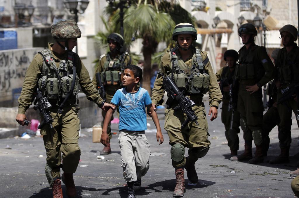الخارجية الفلسطينية : الطفل هو أكثر فئات شعبنا تضررا وتأثرا بجرائم الاحتلال