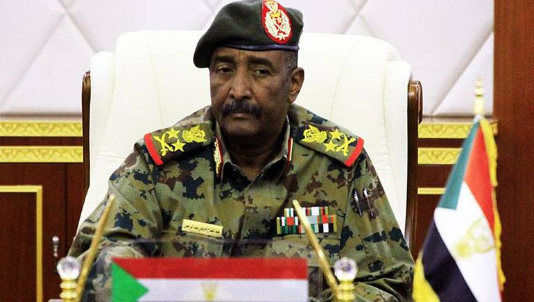 إحباط محاولة انقلاب على المجلس العسكري السوداني واعتقال 68 ضابطاً