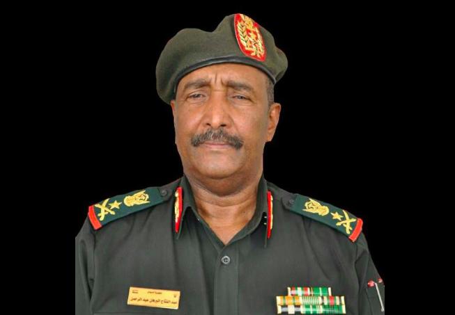 """مجلس السيادة السودانى: البرهان يعود للخرطوم بعد قضاء عطلة العيد بمنطقة """"قندتو"""""""