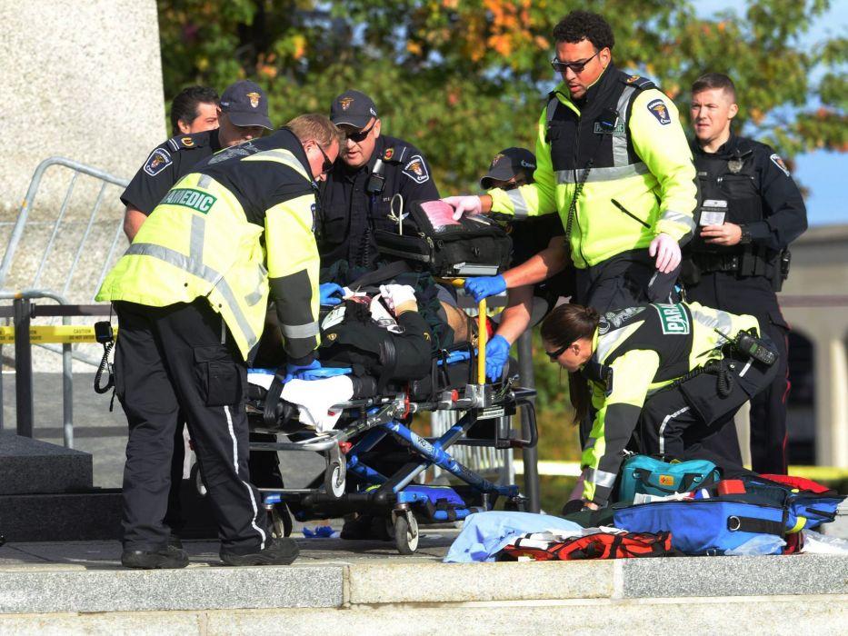 مقتل شخص وإصابة آخر في حادث إطلاق نار داخل كنيسة في الغرب الكندي