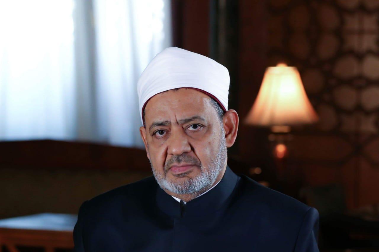 شيخ الأزهر يقدم التهنئة للرئيس السيسي والشعب المصري بذكرى ثورة 23 يوليو