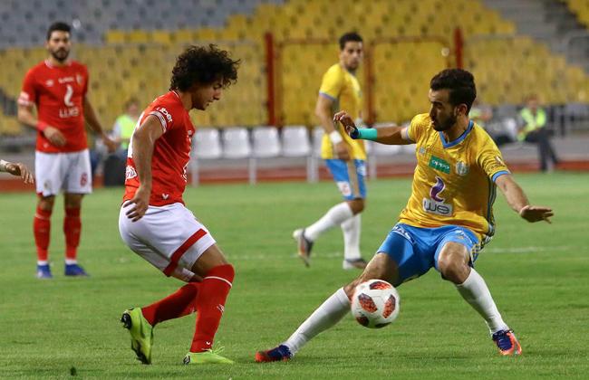 الأهلي يتعادل مع الإسماعيلي 1-1 في سباق الدوري