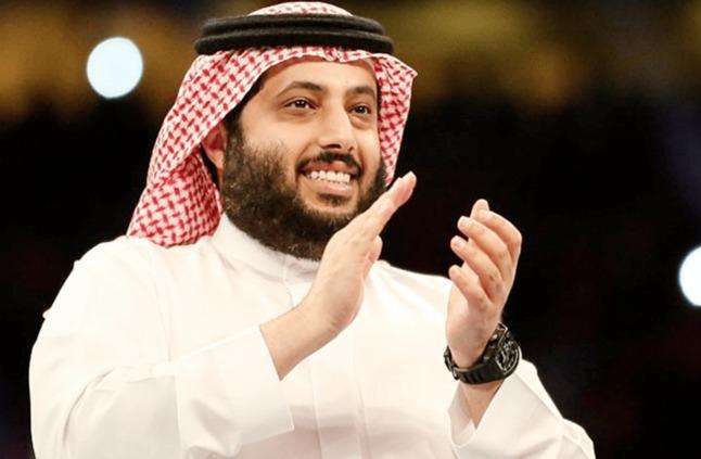 تركي آل الشيخ يهنئ النادي الأهلي ببطولة كأس مصر