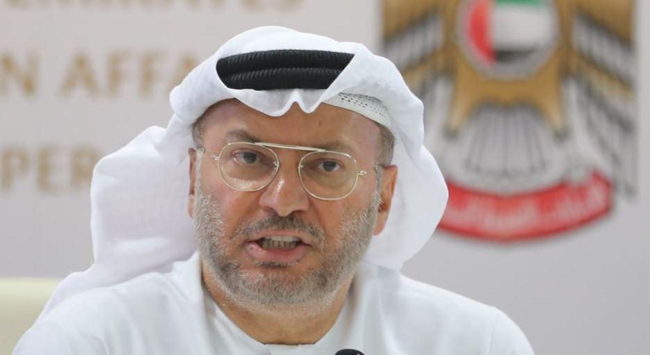 قرقاش : الحضور السعودي في قمة العشرين يدعم مصلحة المنطقة
