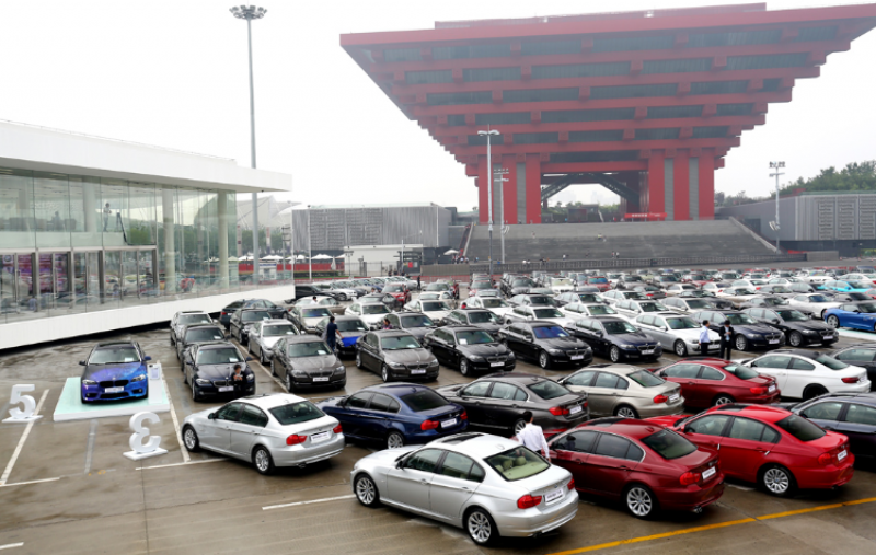 الصين تدشن تجارة تصدير السيارات المستعملة
