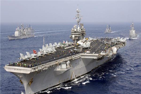 السعودية ودول خليجية توافق على إعادة انتشار القوات الأمريكية في مياه الخليج العربي